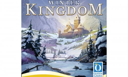 WINTER KINGDOM // Queen Games macht es spannend