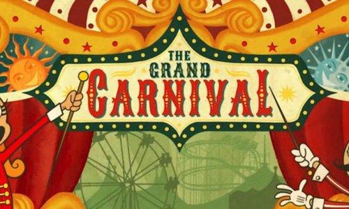 KICKSTARTER // The Grand Carnival ist Live
