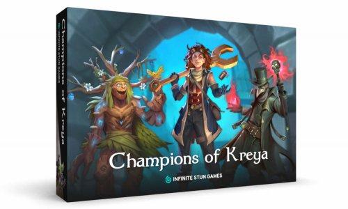 Champions of Kreya // Kickstarter startet am 20. Oktober