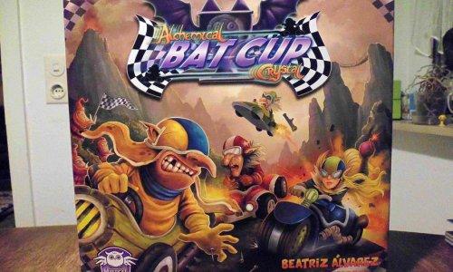 BAT CUP // Bilder vom Spielmaterial