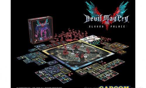 DEVIL MAY CRY // Videospiel wird Brettspiel