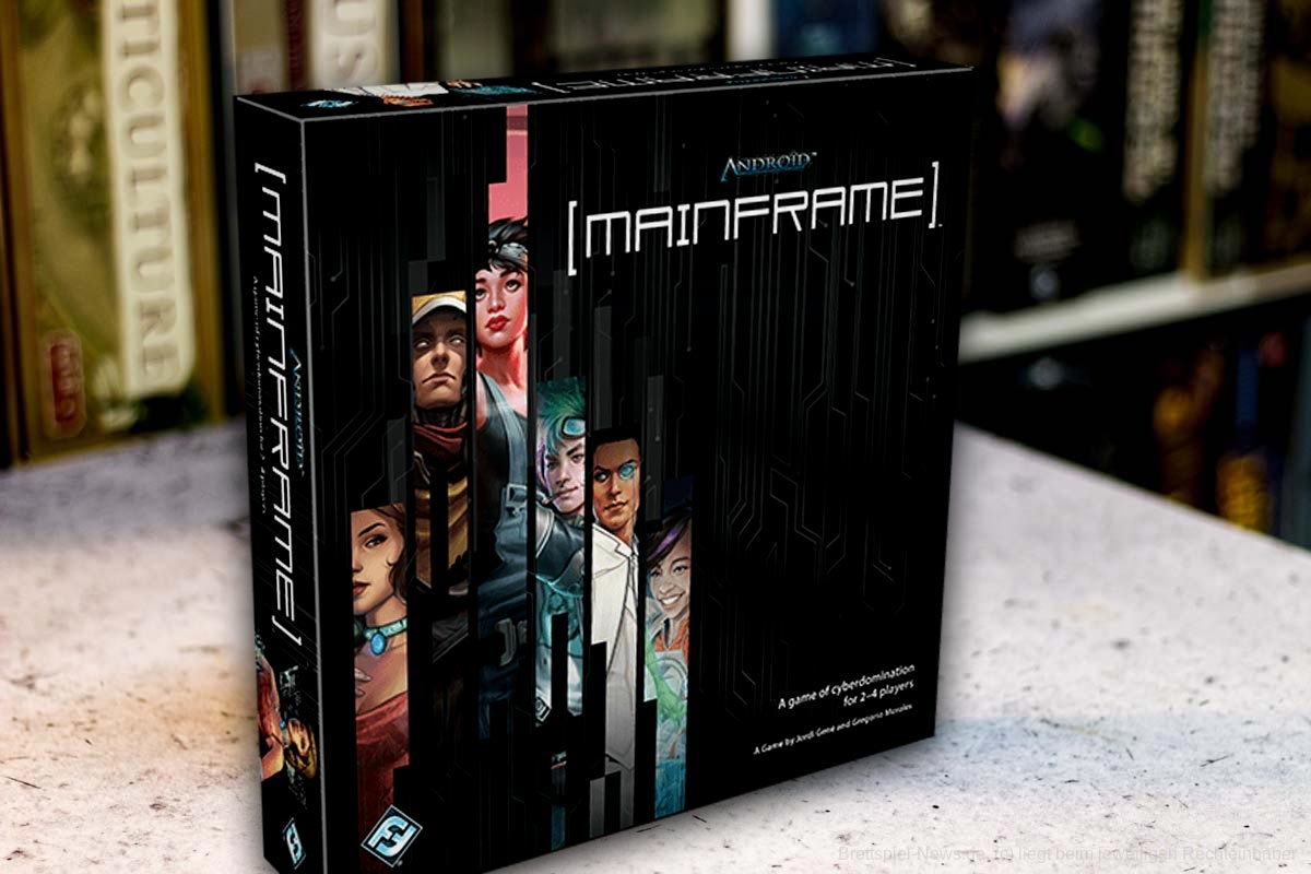 TEST // ANDROID: MAINFRAME