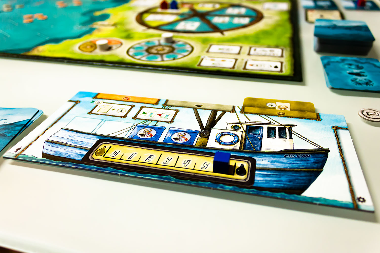 Test // Captains of the Gulf – Krabbenfischen im Golf von Mexiko