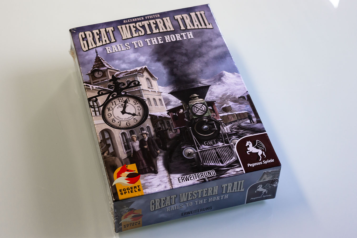 Great Western Trail - Rails to the North jetzt zu kaufen