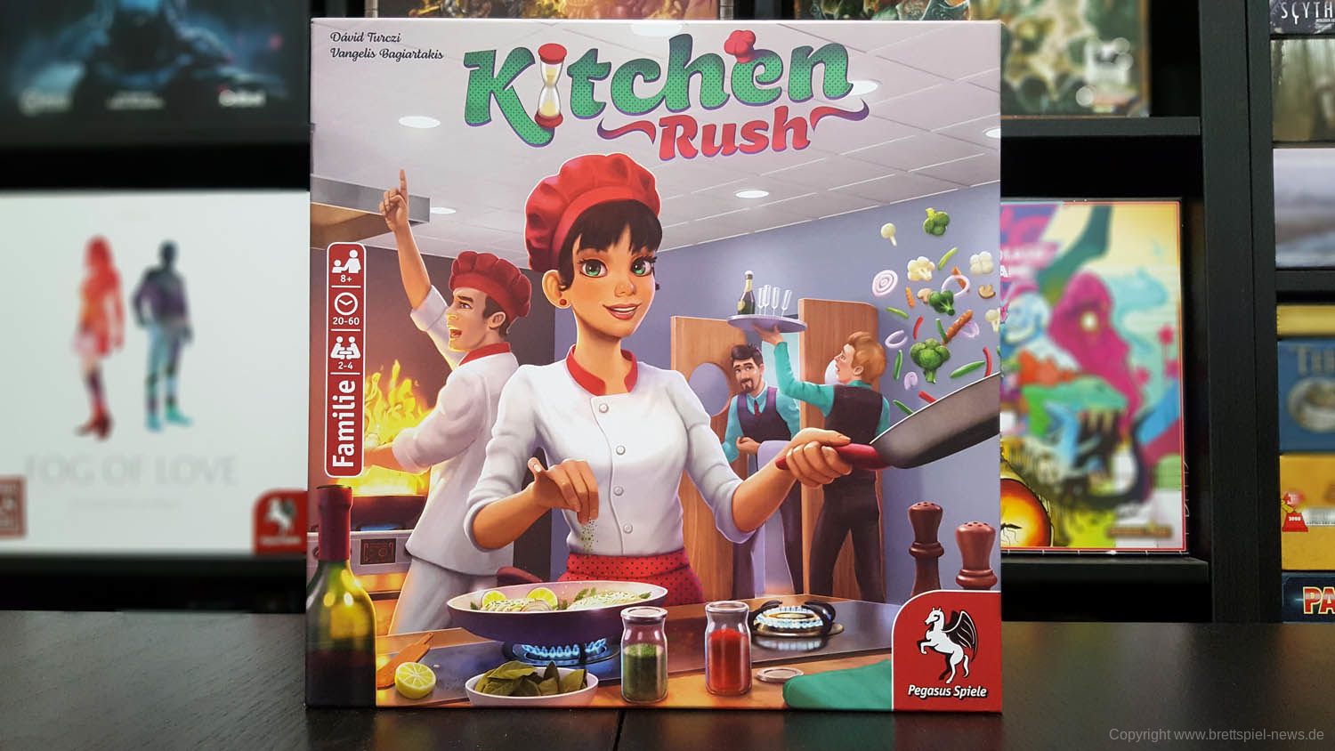 TEST // KITCHEN RUSH
