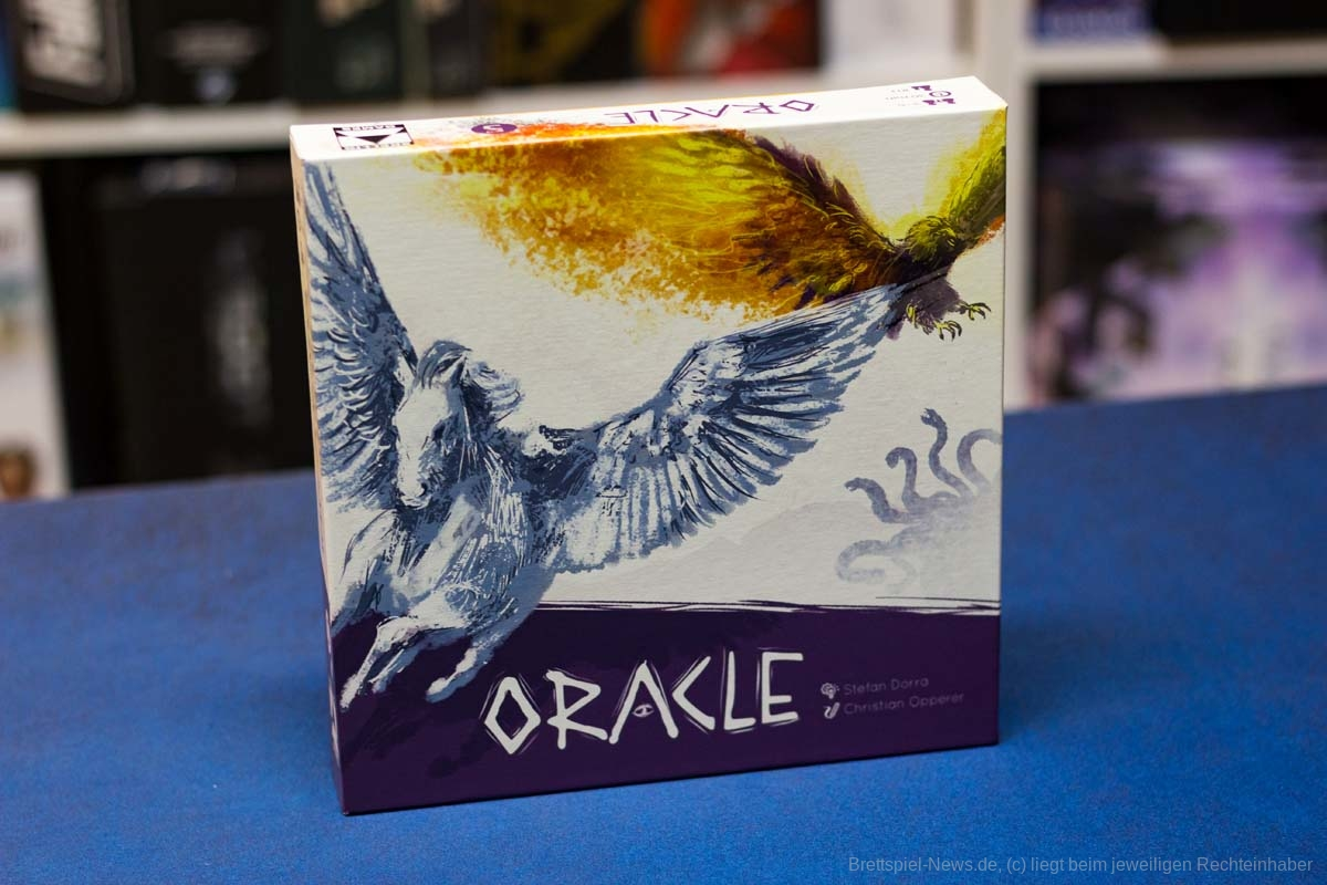 ORACLE // Bilder des Spiels