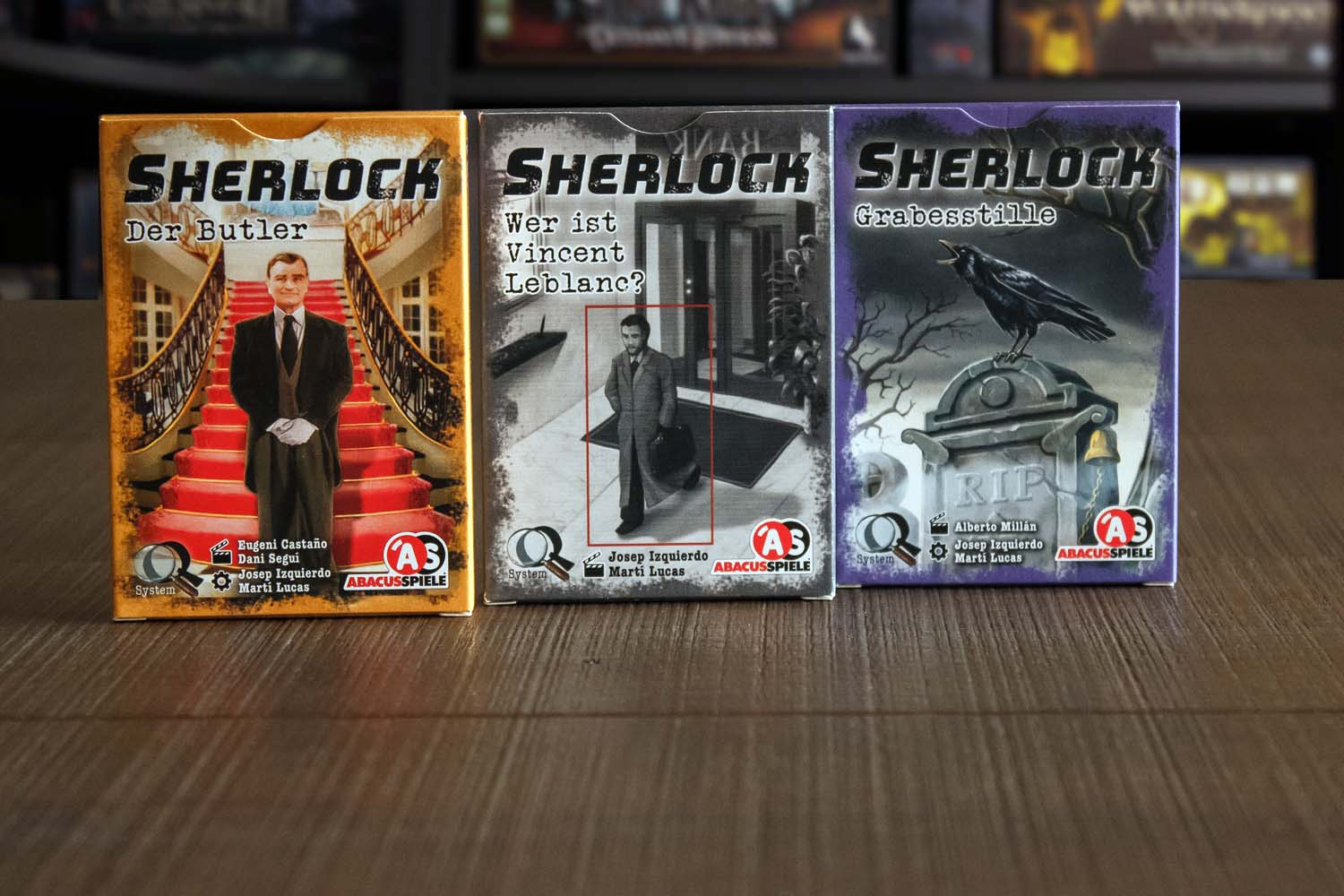 "TEST // SHERLOCK (""3. Staffel"")"