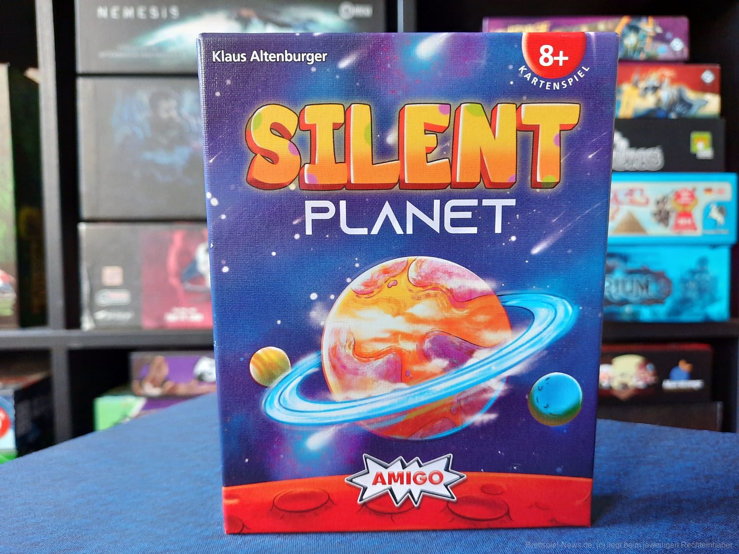 TEST // SILENT PLANET