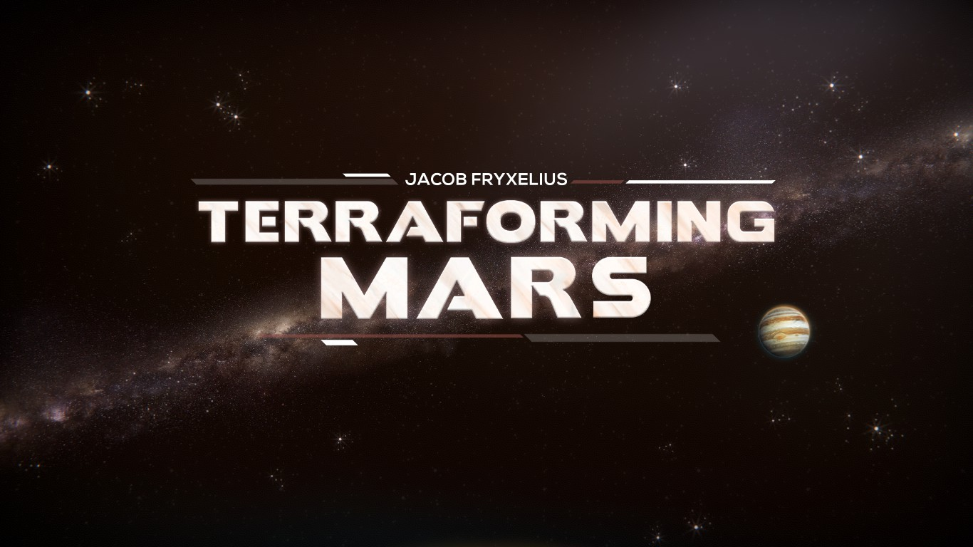 Test // Terraforming Mars – Digital-Version