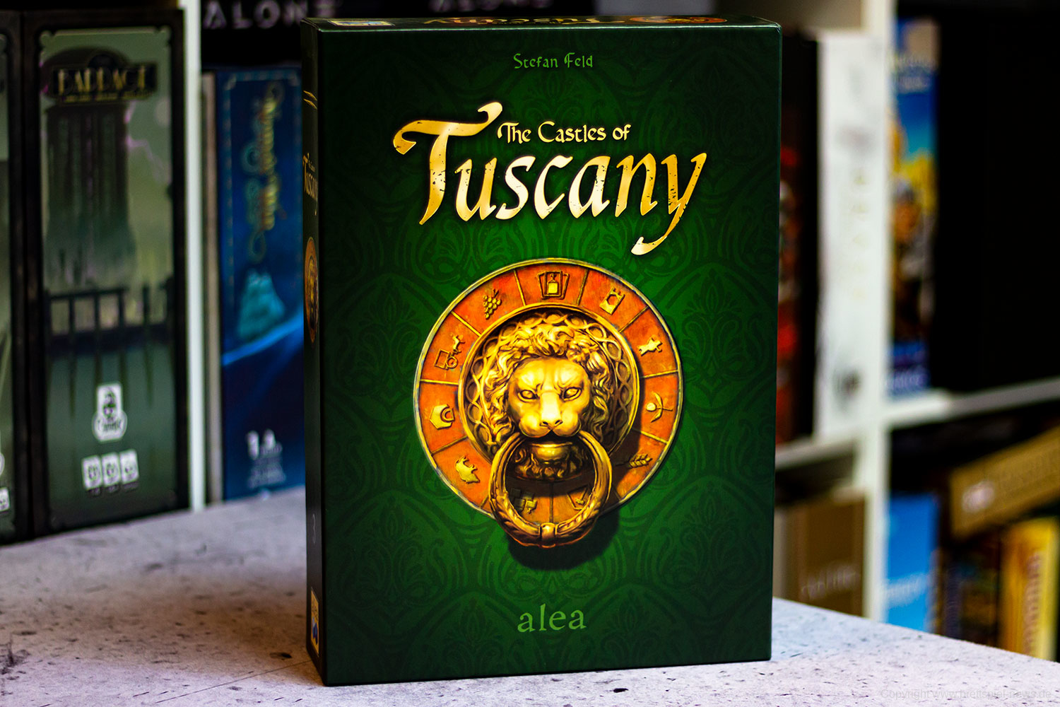 TEST // THE CASTLES OF TUSCANY