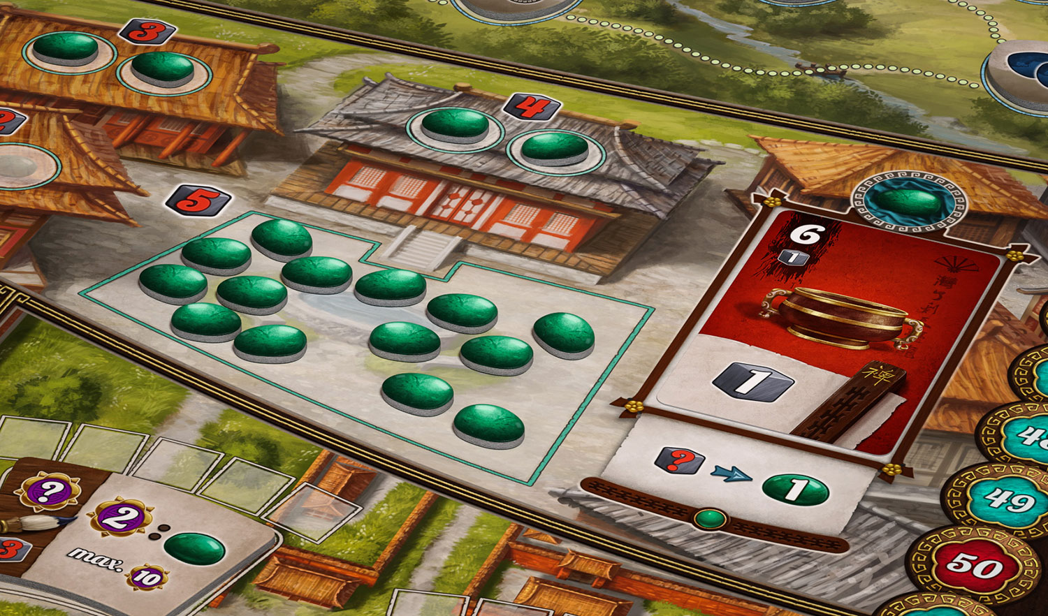 The Forbidden City startet am 1. Mai 2018 auf Kickstarter