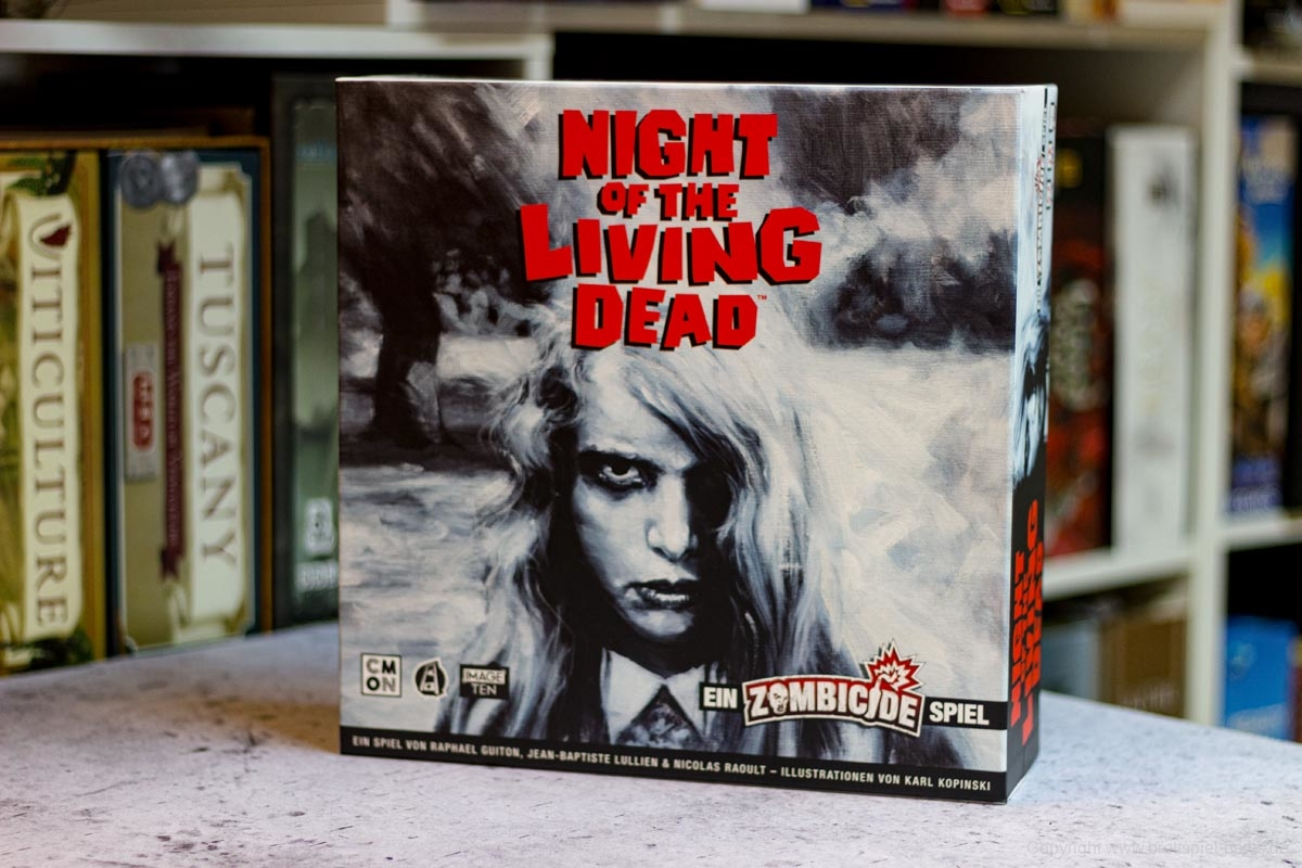 TEST // NIGHT OF THE LIVING DEAD – EIN ZOMBICIDE-SPIEL