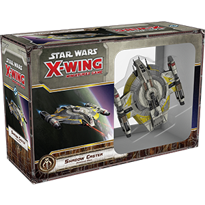 Shadow Caster, Star Wars: X-Wing - Welle 9 angekündigt, wave 9, heidelberger spieleverlag