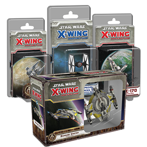 Star Wars: X-Wing - Welle 9 angekündigt, wave 9, heidelberger spieleverlag