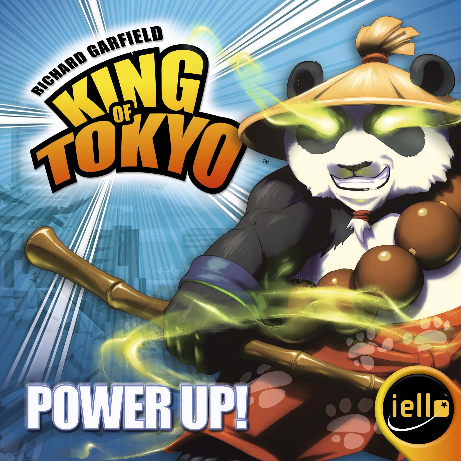 King of Tokyo: Power Up! und Monster Pack - Cthulhu