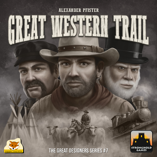 Great Western Trail: Rails to the North - mehr Details!