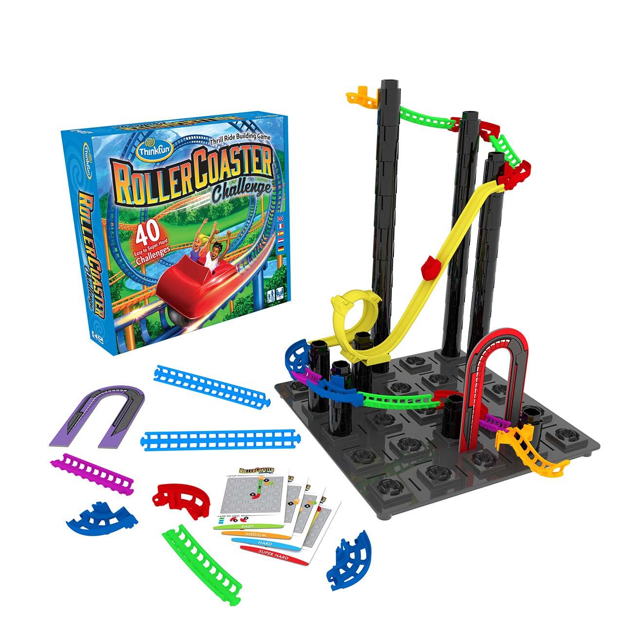 Achterbahn Bauen Spiele