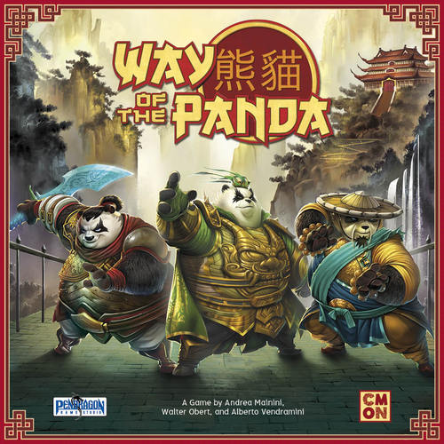 Way of the Panda ab sofort ist lieferbar