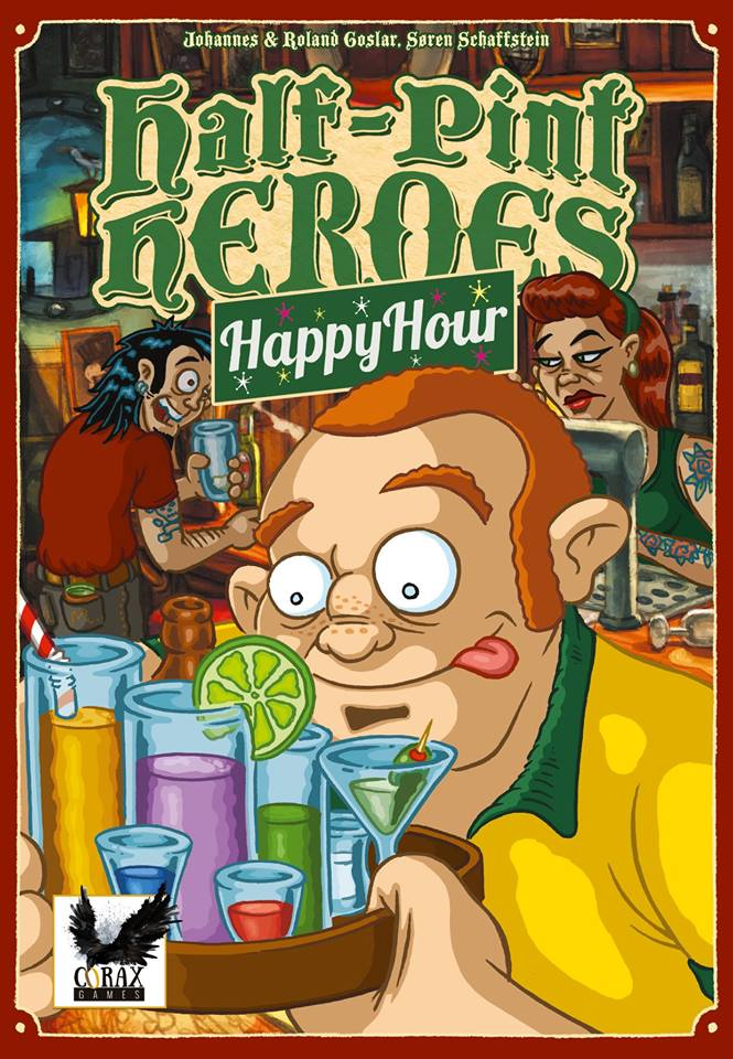 Half-Pint Heroes – Happy Hour angekündigt