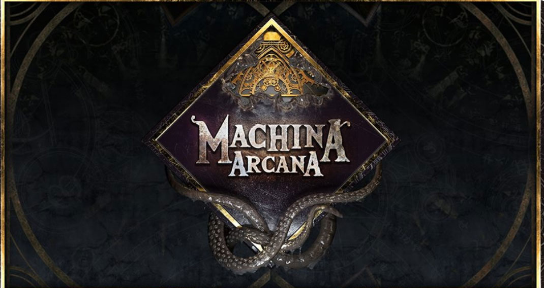 Machina Arcana - From Beyond aktuell auf Kickstarter