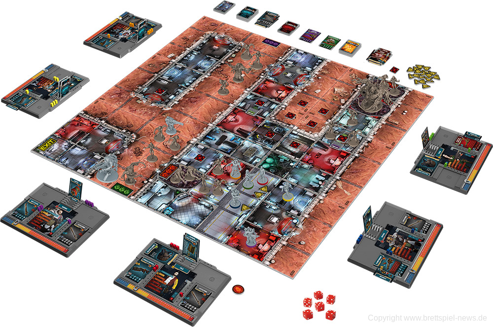 Zombicide Invader INHALT WEB