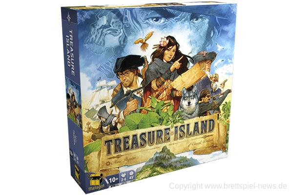 Treasure Island Pegasus