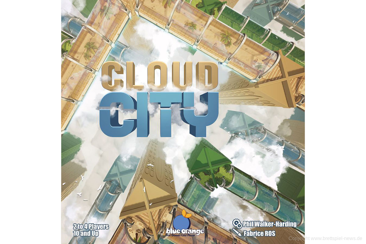 CLOUD CITY // Neuheit von Blue Orange