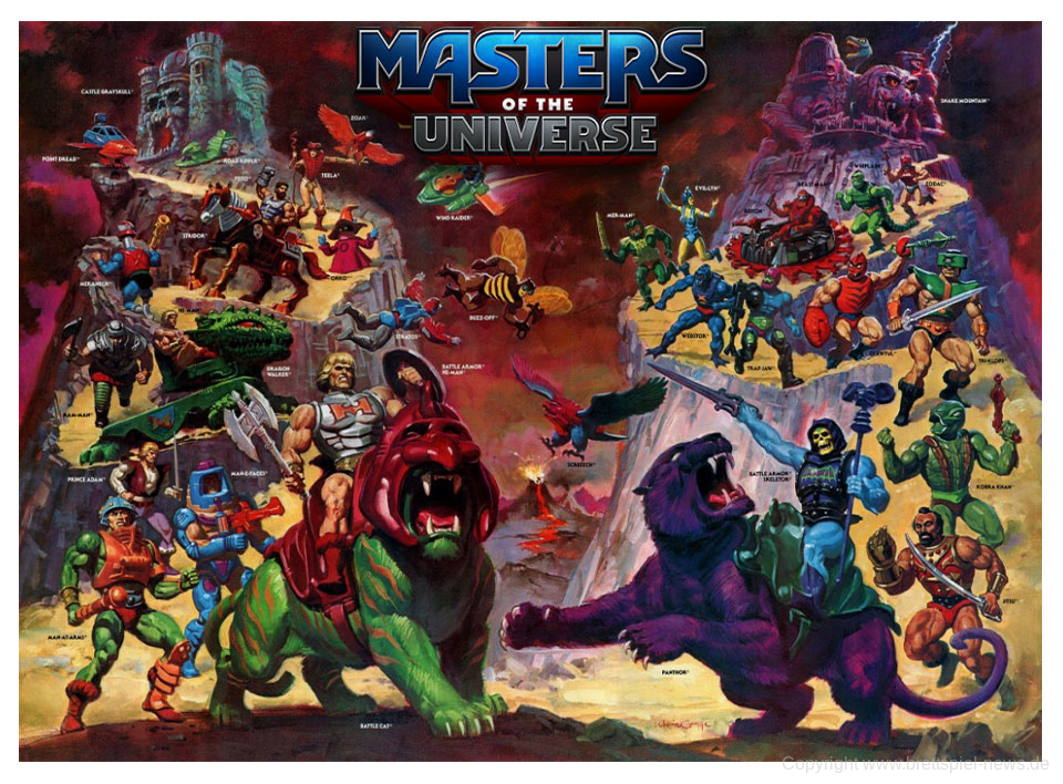 masters of the univers