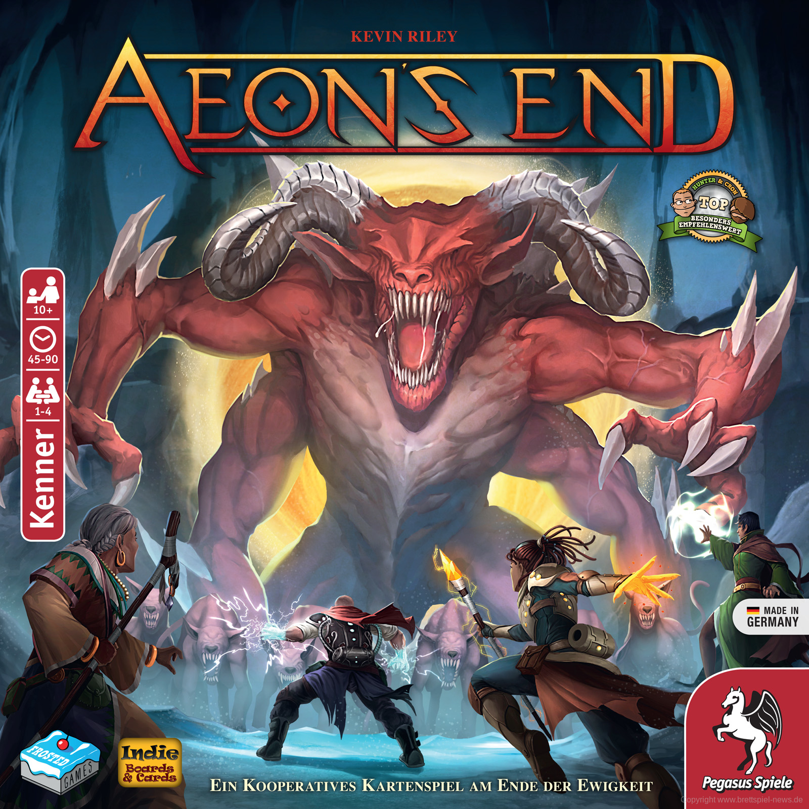 AEons END cover