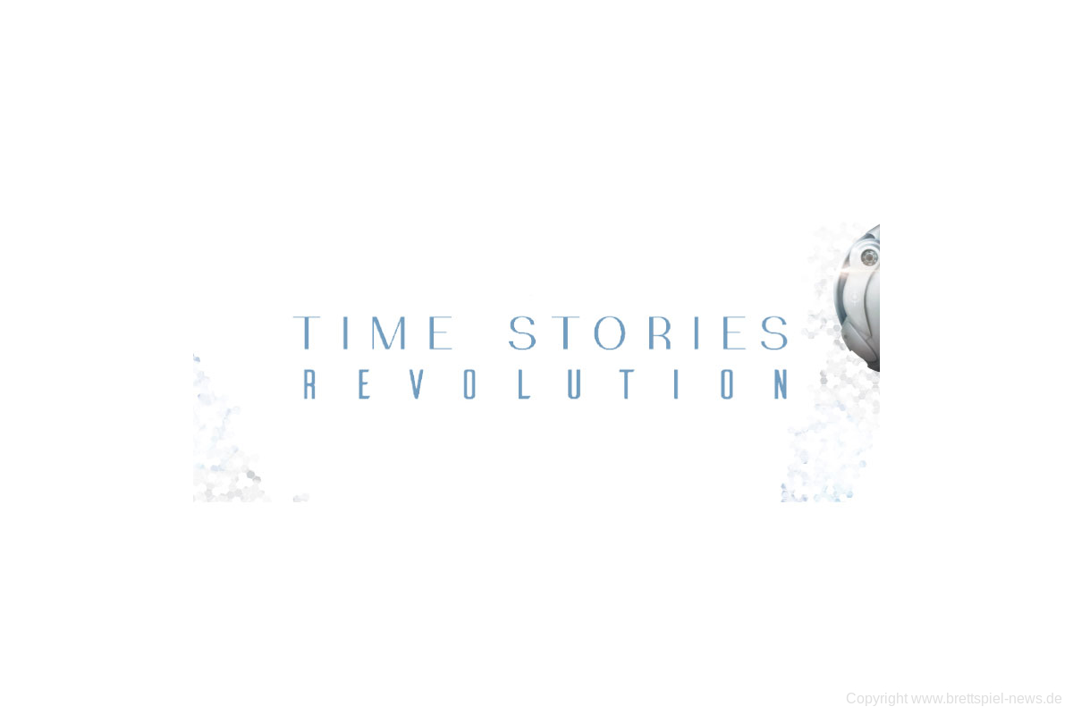 TIME STORIES REVOLUTION // Neuer Zyklus angekündigt