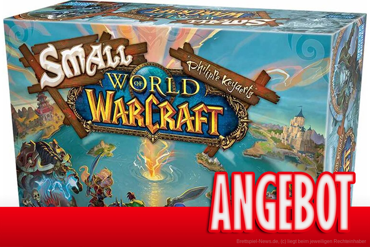 ANGEBOT // SMALL WORLD OF WARCRAFT