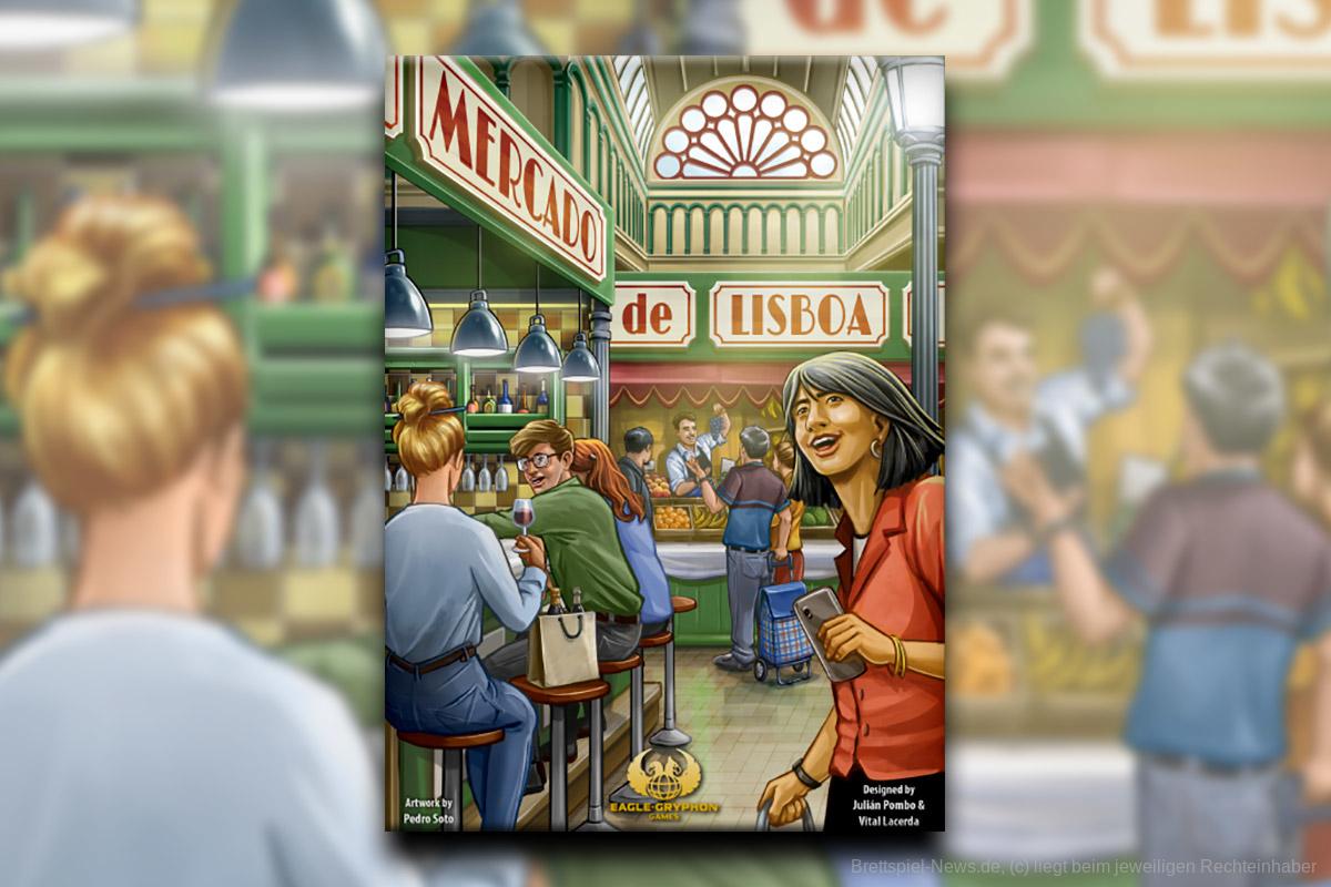 MERCADO DE LISBOA // soll im April 2021 erscheinen