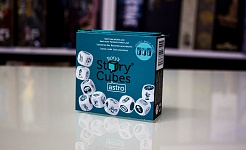 TEST // RORY'S STORY CUBES: ASTRO