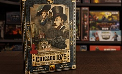 TEST // CHICAGO 1875; CITY OF THE BIG SHOULDERS