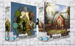 FROSTED GAMES PUZZLE
