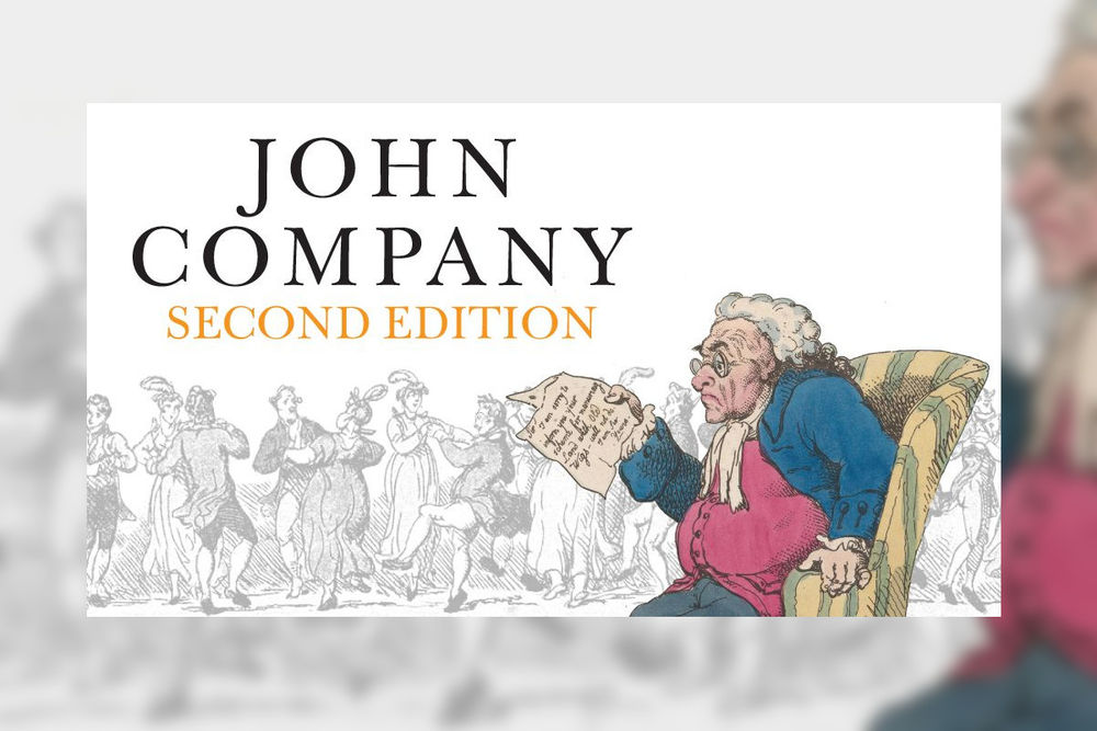 JOHN COMPANY 2ND EDITION