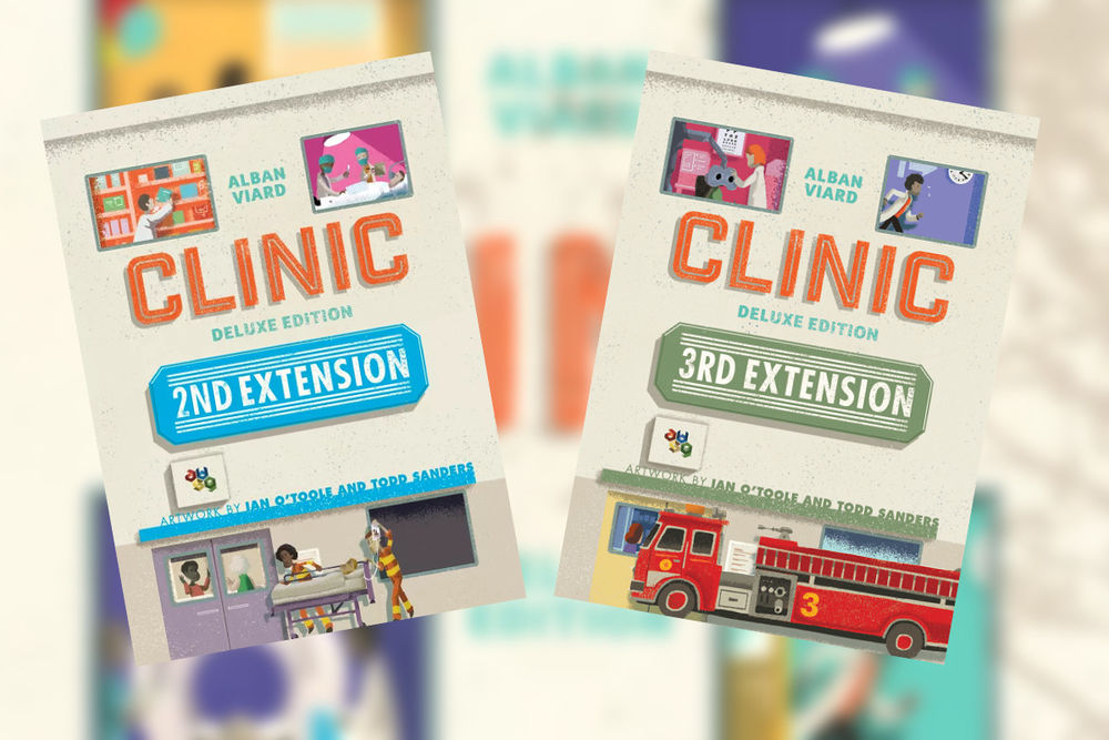 CLINIC DELUXE 2ND & 3RD EXTENSIONS