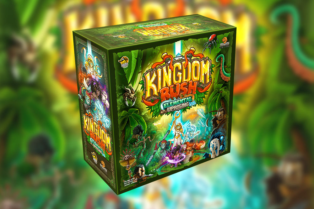 KINGDOM RUSH: ELEMENTAL RISING