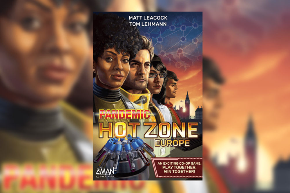 PANDEMIC: HOT ZONE - EUROPE