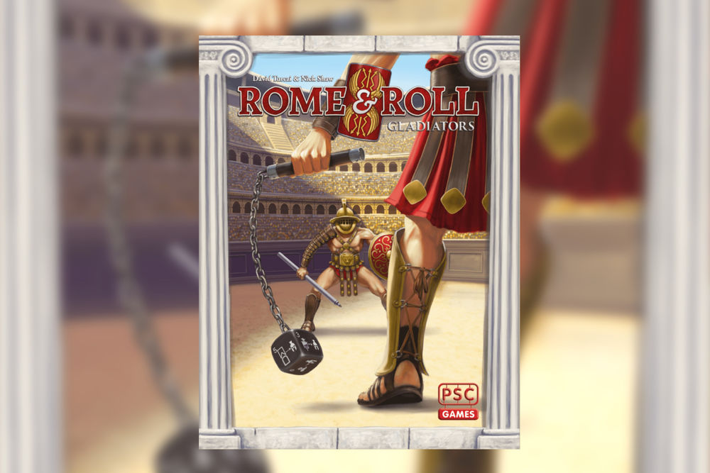 ROME & ROLL: GLADIATORS