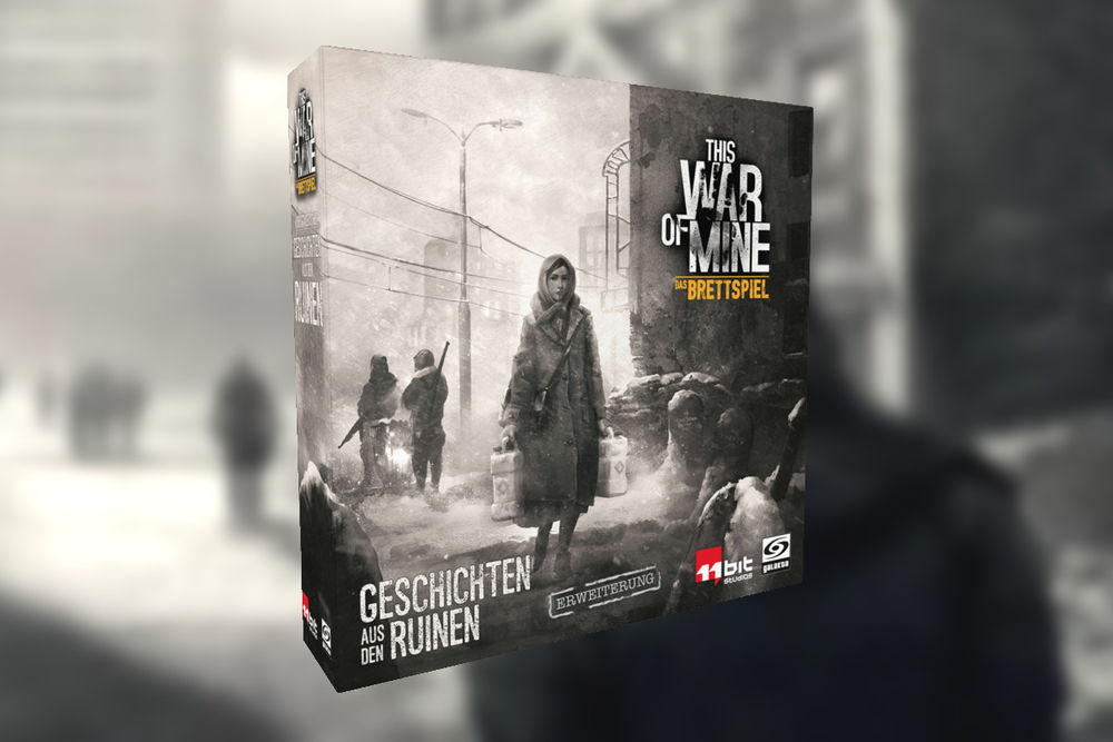 THIS WAR OF MINE: GESCHICHTEN AUS DEN RUINEN