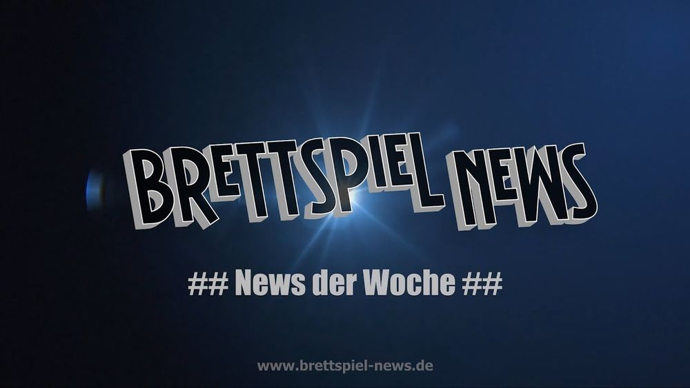 VIDEO // BrettspielNews - KW 24