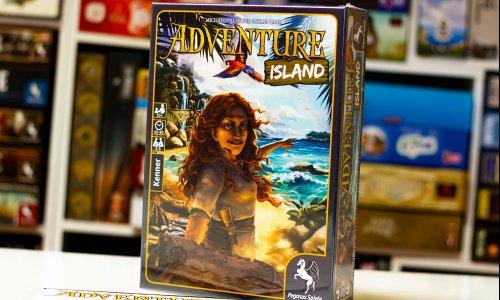 TEST // Adventure Island