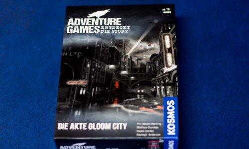 ADVENTURE GAMES // Die Akte Gloom City - Bilder des Spiels