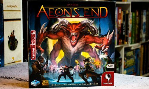 TEST // AEON'S END
