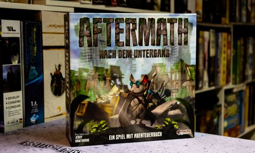 TEST // AFTERMATH – NACH DEM UNTERGANG