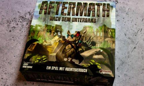 AFTERMATH // Bilder vom Spiel