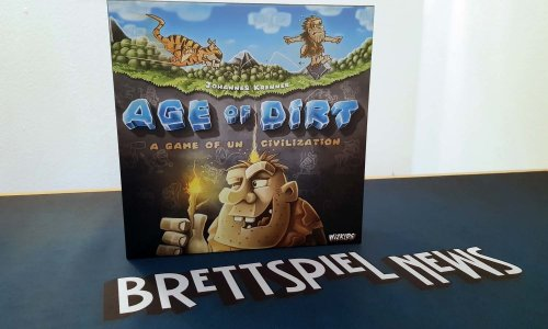 TEST // AGE OF DIRT