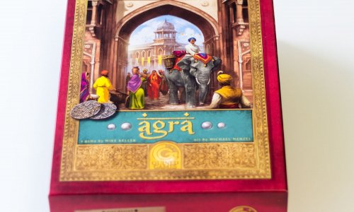 TEST // Agra