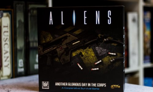 TEST // ALIENS - ANOTHER GLORIOUS DAY IN THE CORPS
